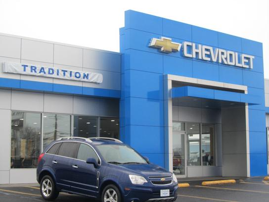 Tradition Chevrolet Buick