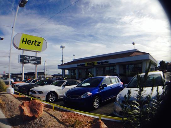 Hertz Car Sales Las Vegas Car Dealership In Las Vegas Nv 89104 3700
