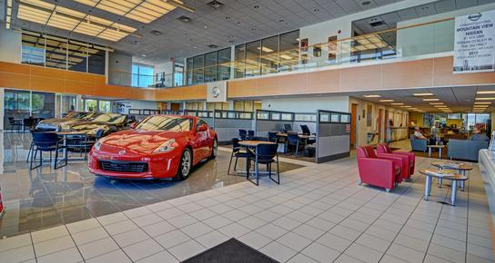 Mountain View Nissan Super Center car dealership in ...