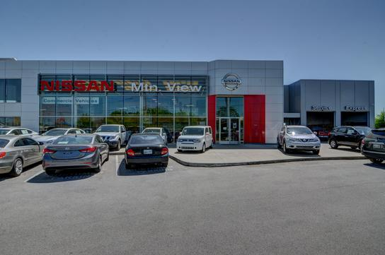 Mountain View Nissan Super Center Car Dealership In Chattanooga Tn
