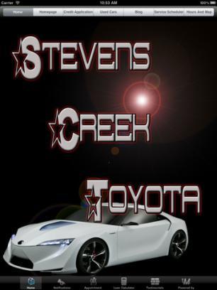 Stevens Creek Toyota Car Dealership In San Jose, CA 95129 0099 | Kelley  Blue Book