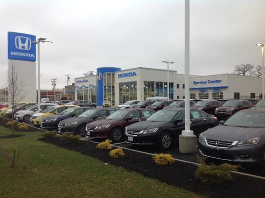 White Allen Honda Car Dealership In Dayton, OH 45405 4924 | Kelley Blue Book