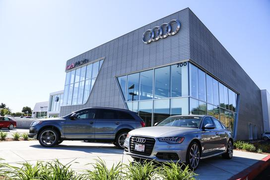 Audi Marin Car Dealership In San Rafael Ca 94901 Kelley Blue Book