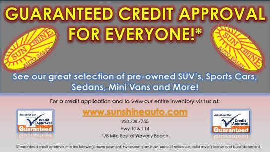 Sunshine Auto Sales 1