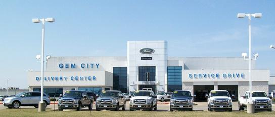 Gem City Ford Lincoln Car Dealership In Quincy Il 62305 9124
