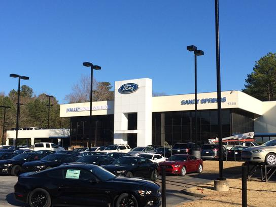 nalley ford sandy springs car dealership in atlanta ga 30350 8501 kelley blue book. Black Bedroom Furniture Sets. Home Design Ideas