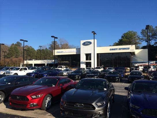 Sandy Springs Ford Used Cars