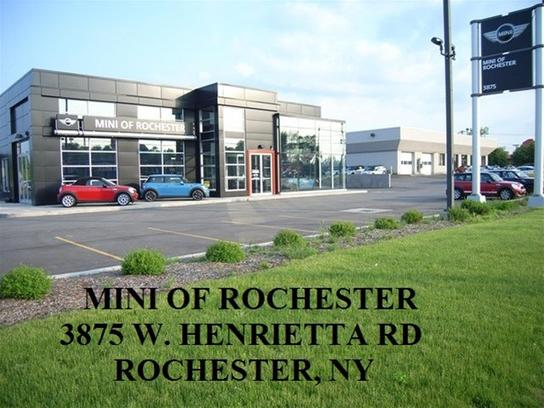 MINI of Rochester