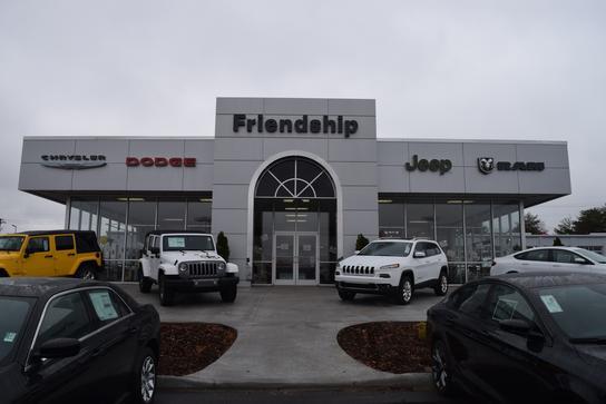 Friendship Chrysler Dodge Jeep RAM Nissan