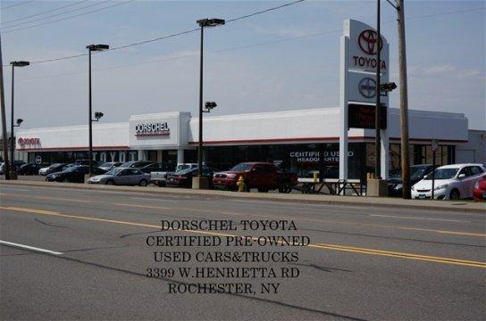 Toyota Dealers Rochester Ny >> Dorschel Toyota Car Dealership In Rochester Ny 14623 Kelley Blue Book