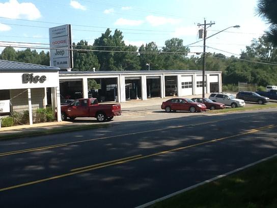 bice motors inc car dealership in alexander city al 35010 kelley blue book bice motors inc car dealership in