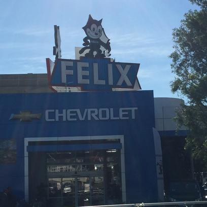 Felix Chevrolet Car Dealership In Los Angeles, CA 90007 3740 | Kelley Blue  Book