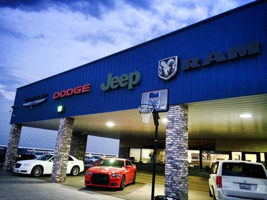 Tate Branch Dodge Chrysler Jeep