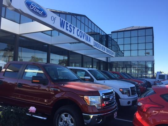 West Covina Ford >> Ford Of West Covina Car Dealership In West Covina Ca 91791