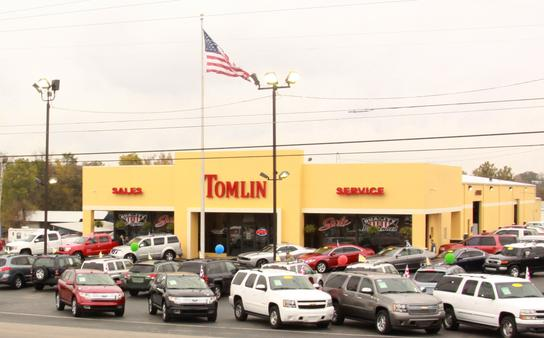 Tomlin Automotive Group