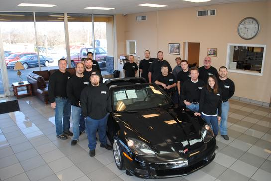 Tomlin Automotive Group 1