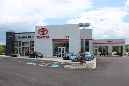 Fox Car Dealership In Auburn Ny