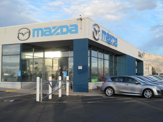 Quality Dealerships - Mazda car dealership in Albuquerque, NM 87110
