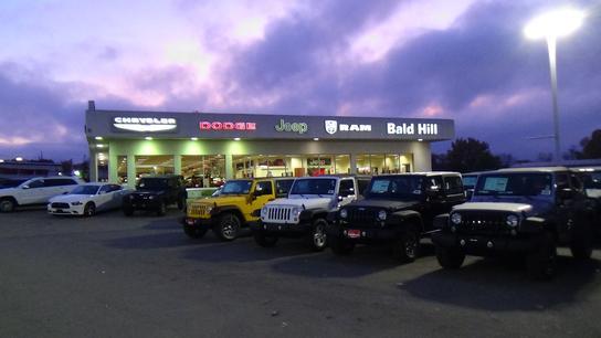 Bald Hill Dodge Chrysler Jeep Ram Car Dealership In Warwick Ri