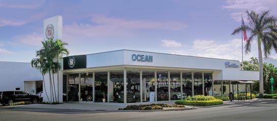Ocean Cadillac car dealership in BAY HARBOR ISLANDS, FL 33154-2107