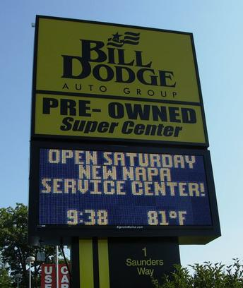 Bill Dodge Auto Group Westbrook 1