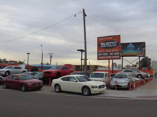 Used Cars Phoenix >> Bueno Used Cars Inc Car Dealership In Phoenix Az 85006 Kelley