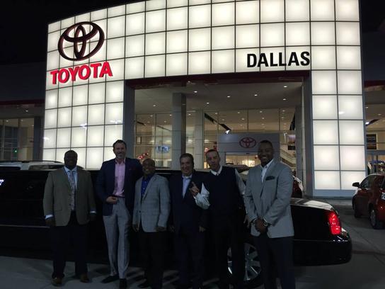 toyota of dallas car dealership in dallas, tx 75234-7306 | kelley