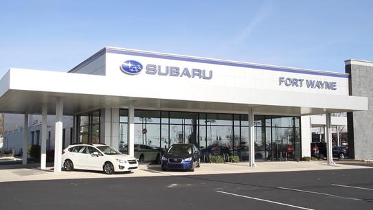 Subaru Fort Wayne >> Bob Rohrman Subaru Of Fort Wayne Car Dealership In Fort Wayne In