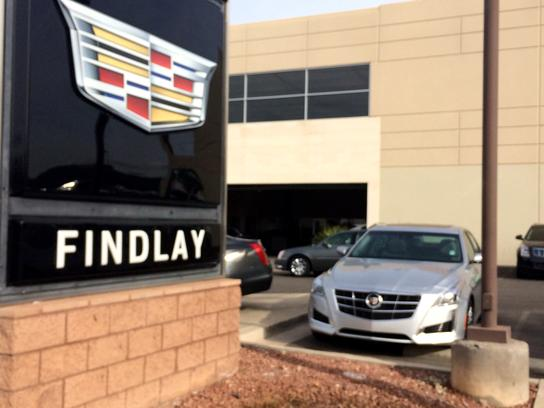 Findlay Cadillac 1