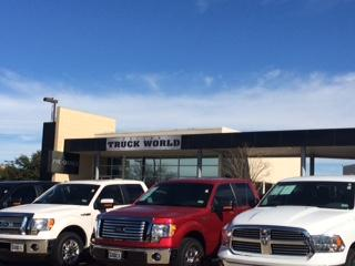 Dallas Truck World 1
