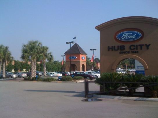 hub city ford inc. car dealership in lafayette, la 70509 | kelley