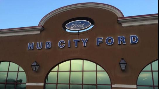 Hub City Ford Inc.