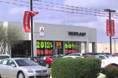 West Loop Mitsubishi San Antonio Tx >> West Loop Mitsubishi Car Dealership In San Antonio Tx 78238