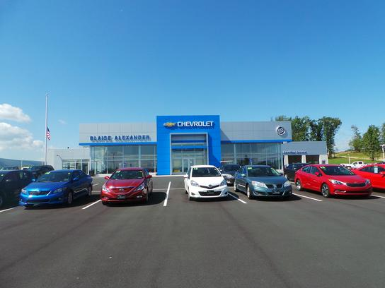 Blaise Alexander Chevrolet Buick Car Dealership In Muncy PA - Buick car dealer