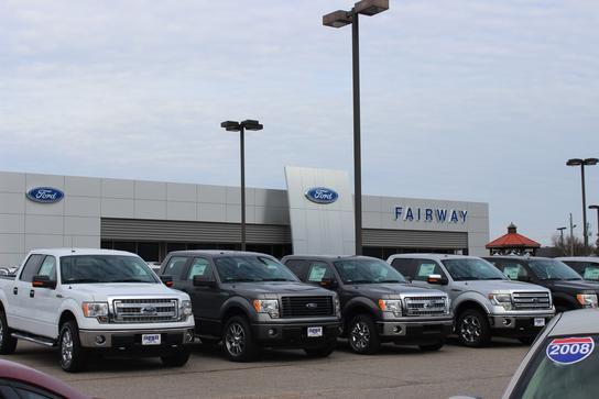 Fairway Ford Evans Ga Of Car Dealership In 30809