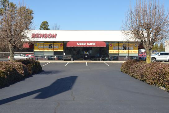 Benson Chrysler Dodge Jeep RAM 1