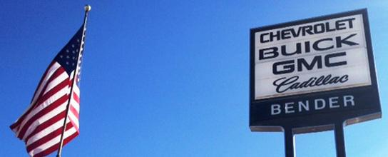 Bender Chevrolet Cadillac Car Dealership In Clovis Nm 88101