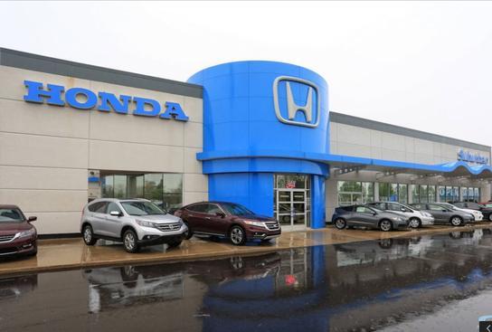 Suburban Honda 1 ...