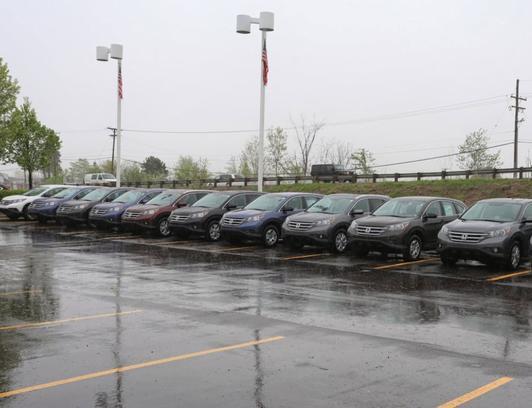 Suburban Honda Car Dealership In Farmington Hills, MI 48335   Kelley Blue  Book