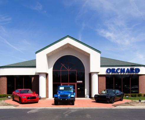 Elegant Orchard Chrysler Dodge Jeep RAM 1 ...