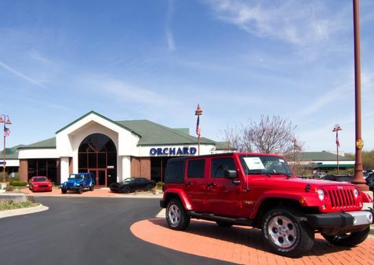 Orchard Chrysler Dodge Jeep RAM Car Dealership In Washington Township, MI  48095   Kelley Blue Book