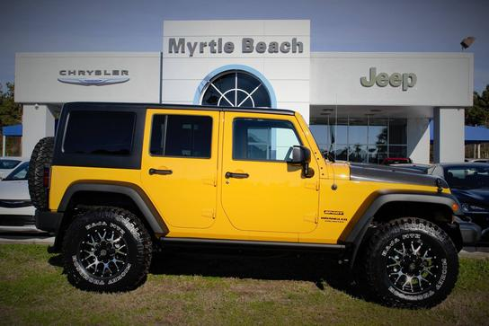 Myrtle Beach Chrysler Jeep 1