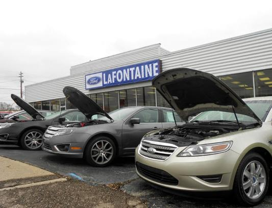 Lafontaine Ford Lansing >> Lafontaine Ford Car Dealership In Lansing Mi 48911 3802