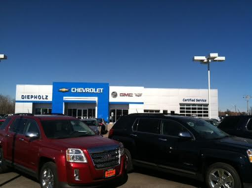 Diepholz Chevrolet Buick GMC Cadillac