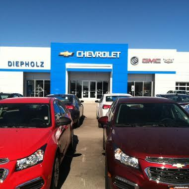 Diepholz Chevrolet Buick GMC Cadillac 1