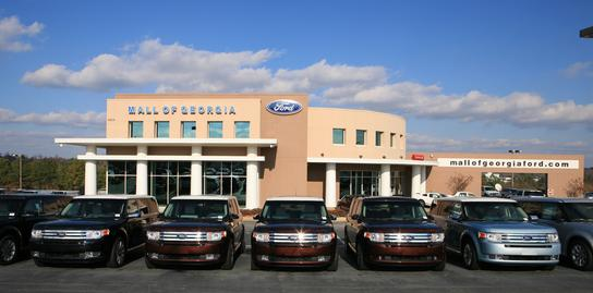 Mall of Georgia Ford & Mall of Georgia Ford car dealership in Buford GA 30518 - Kelley ... markmcfarlin.com