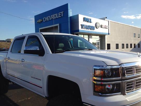Paul Thigpen Chevrolet Buick GMC Car Dealership In VIDALIA, GA 30474 8741    Kelley Blue Book