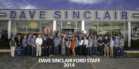 Dave Sinclair Ford