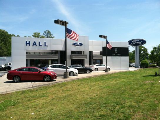 Hall Ford Lincoln Newport News 1
