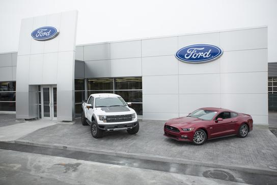 Metro Ford Sales 2